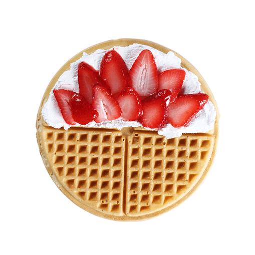 딸기와플 | 와플대학