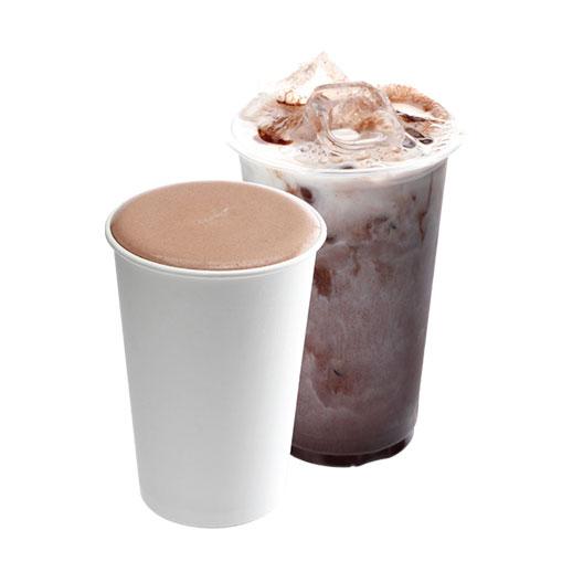 리얼초코라떼 ( HOT / ICE )
